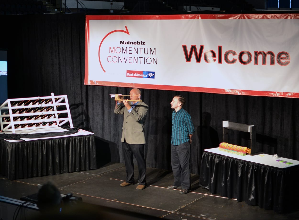 2014 Momentum Convention Inspires Businesses to Think Creatively