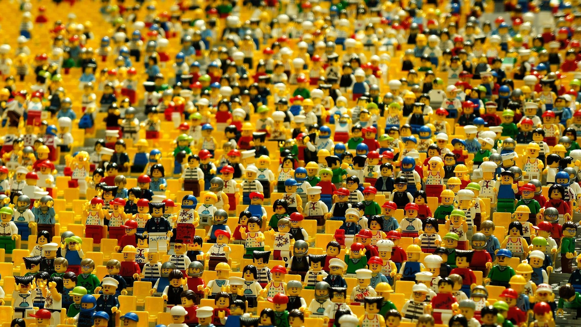 How to stand out in a crowd(ed tradeshow)